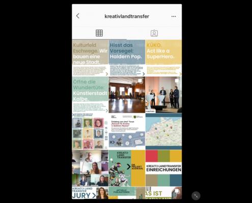 Instagram: KreativLandTransfer