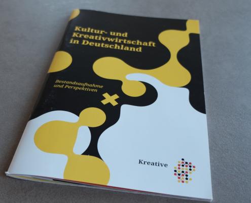 Broschüre Kreativwirtschaft Deutschland